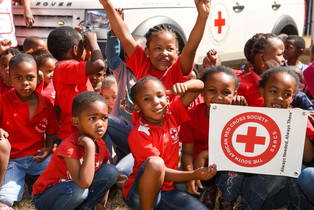Land Rover's Hope Boxes return for Red Cross