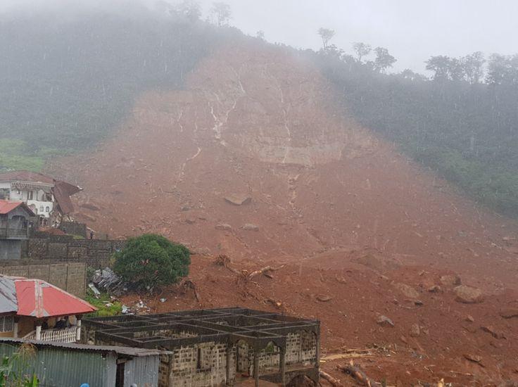 Sierra Leone disaster