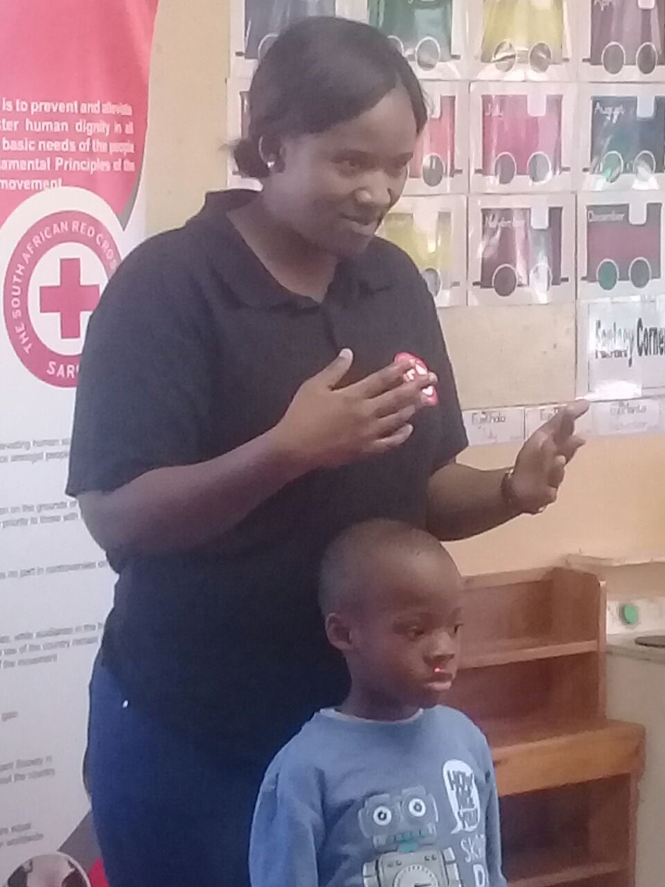 First Aid lessons for creche educators
