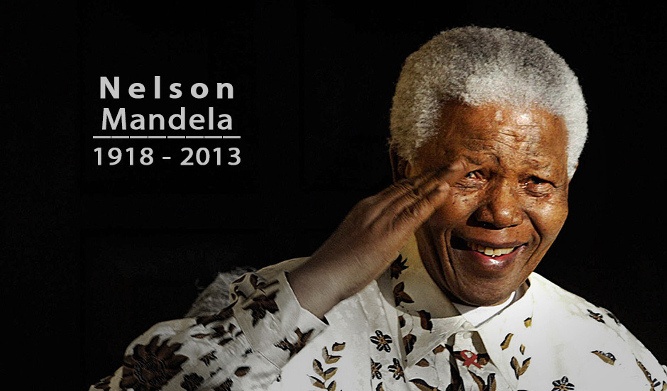 Nelson Mandela 100 Years Centenary
