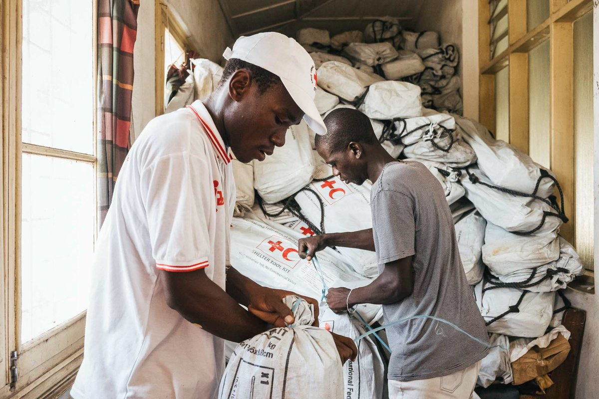 Support Red Cross Cyclone Relief Efforts in Mozambique, Malawi and Zimbabwe