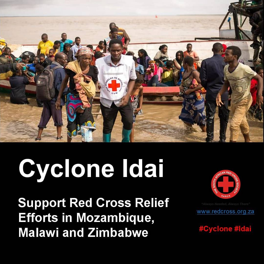 Press Release: Thank you for Supporting Red Cross Cyclone Relief Efforts