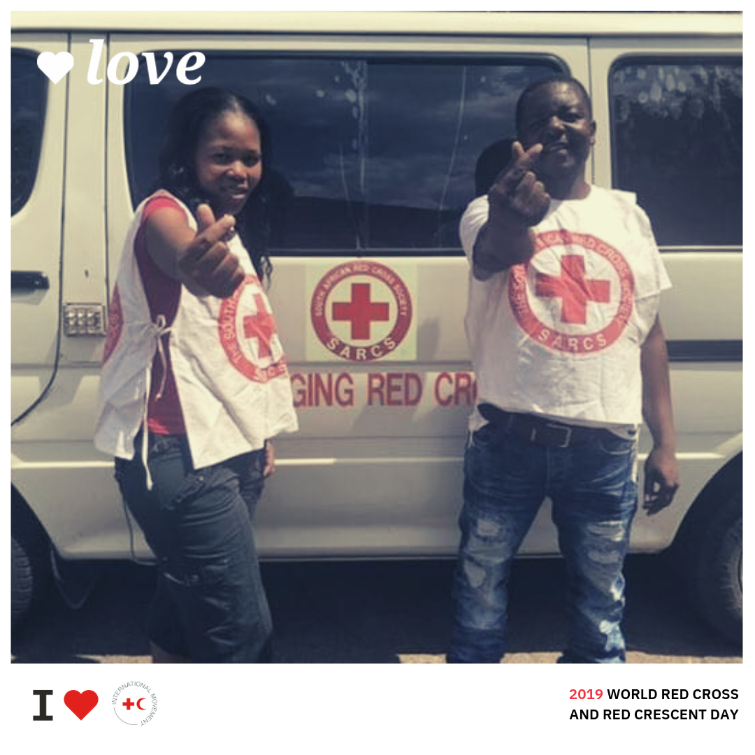 Love is the Common Factor on World Red Cross and Red Crescent Day