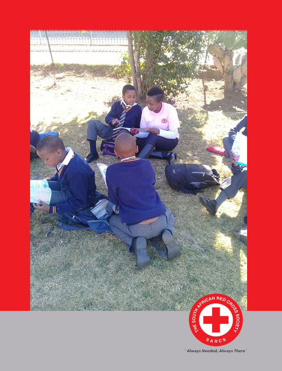 Red Cross After-School program